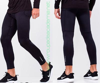 Calça para Academia Masculina Legging