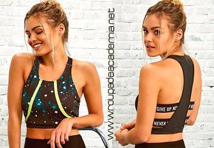 Camisetas Fitness Feminina 2017